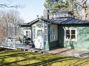 Acogedora casita mint minutos centro Estocolmo