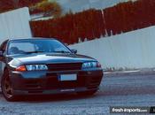 Nissan Skyline GTR. sigue consigue