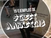 ¿Qué Street Marketing? ejemplos explican