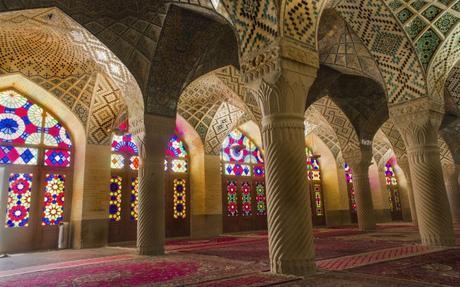 Mezquita Irán