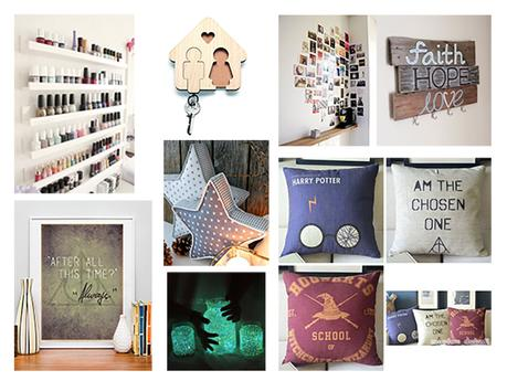 Diy ideas para decorar tu hogar paperblog for Decorar hogar ideas