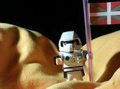 vascos espacio: primeros pisar luna #humor