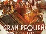 Afiche tráiler #ElGranPequeño. Estreno #Chile, Septiembre 2015