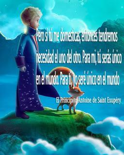 Frases El Principito De Antoine De Saint Exupery Paperblog