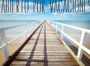 Patripedia: Abierto vacaciones!!!