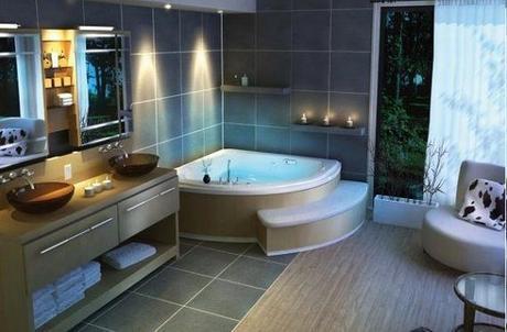 Consejos para la iluminación del cuarto de baño - Paperblog
