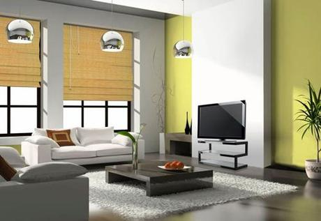 Consejos para crear tu sala de tv paperblog for Paredes focales
