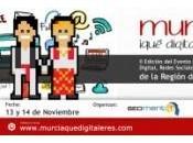 Edición Murcia ¡Qué Digital Eres!