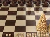 Leyenda tablero ajedrez granos trigo