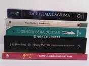 Book haul Junio Julio vacaciones!