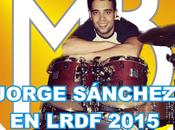 Jorge Sánchez nueva confirmacion para LRDF 2015
