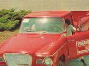 Champ 7E7, camioneta Studebaker