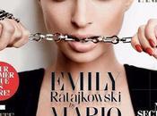 Emily Ratajkowski posa para portada Reino Unido