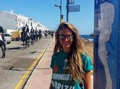 Echando menos tierrina, fiestas Fornells Menorca, look sport.
