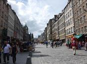 Paseo Royal Mile Edimburgo