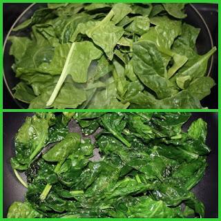 Lasaña rápida vegetal