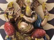 Ganesha elimina obstáculos