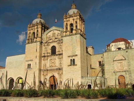 Iglesia de Santo Domingo de Guzman Oaxaca