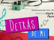 "Reseña ""Detrás música"", Israel Moreno"