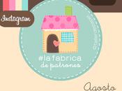 #lafabricadepatrones Agosto 2015. patrones Cupcakes!