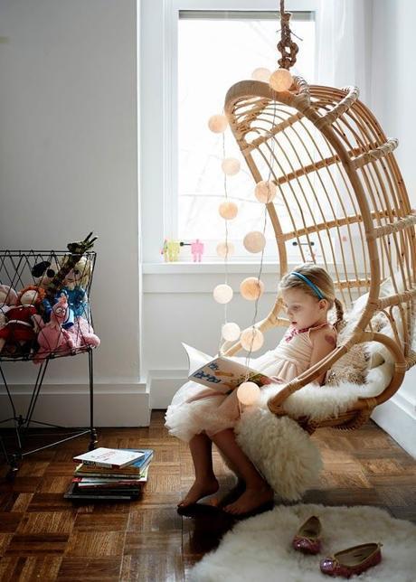 Sillas de Ratán: Con ellas conseguirás un estilo Boho en cualquier estancia.