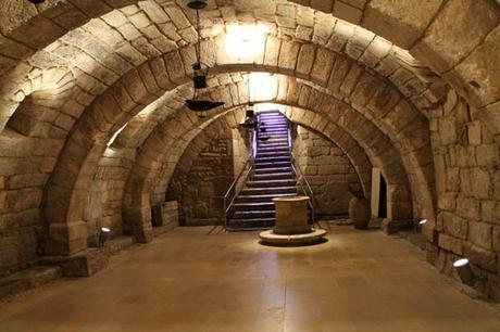 Cripta de la Catedral de Palencia