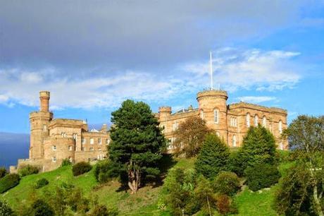 Guía para viajar a Escocia (VI) De Oban a Edimburgo