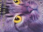 Reseña Medianoche gatos guerreros, nueva profecía Erin Hunter