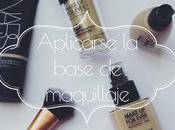 Cómo aplico base maquillaje utilizo para hacerlo.