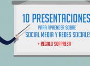 presentaciones para aprender sobre Social Media Redes Sociales Sorpresa