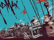 """Espectaculares mondo pósters """"mad max: fury road"""", taylor mike mitchell."""