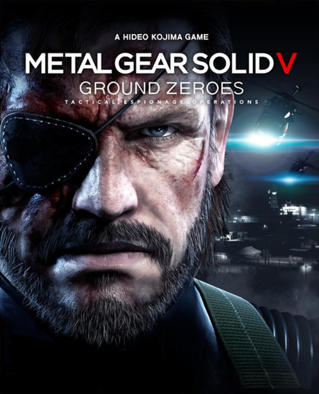 Review: Metal Gear Solid V: Ground Zeroes (2014). PS3, PS3, Xbox360, XboxOne