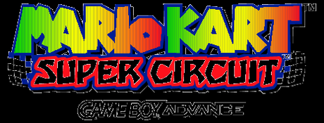 Mario Kart Super Circuit (2001). Game Boy Advance.