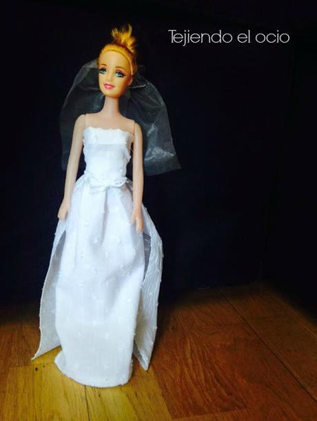 Diy vestido de novia