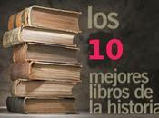 Mejores diez libros historia