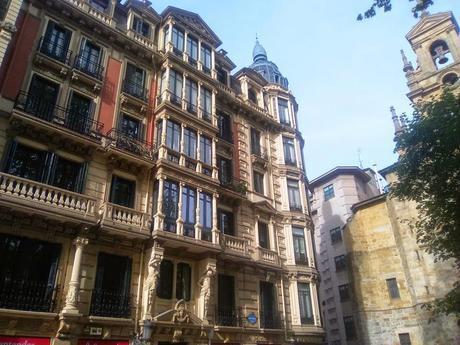 Nuestros viajes.- Ventana abierta a Bilbao.-