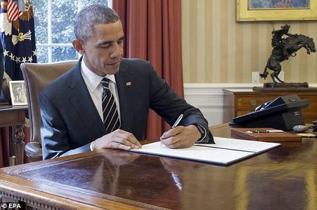 Obama quiere dejar un 'legado limpio'