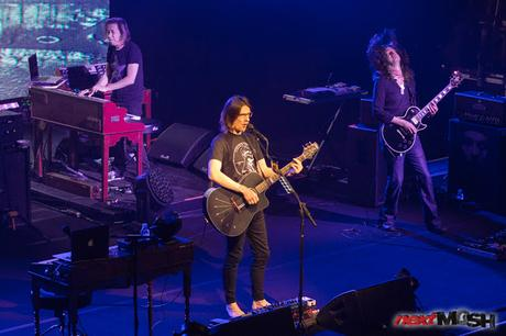 GRANDES PERFORMANCES [XXXVI]: Steven Wilson Live at The Wiltern, Los Angeles, 13/06/2015.