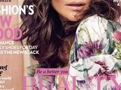 Helena Christensen posa diseños Gucci para Magazine