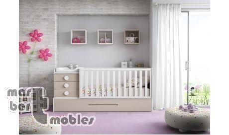 diferentes colores para las cunas de tu beb
