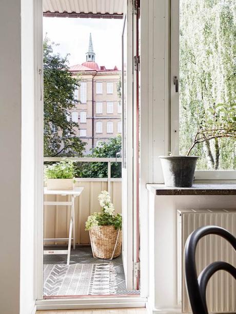 Inspiraci n deco decorar con estilo un piso de alquiler o - Decorar piso de alquiler ...
