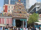 Singapur; paseo Little India Chinatown