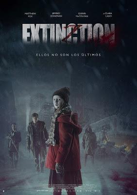 Extinction. Una película de Miguel Ángel Vivas