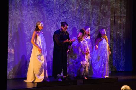 La Escuela TAI colabora con la ESCM en 'La Flauta Mágica' de Wolfgang Amadeus Mozart