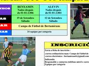 Torneo Ames Pretemporada Benjamín Alevín Bertamirans