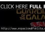 habrá nada Guardianes Galaxia Vol. Expo