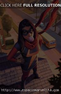 Ms. Marvel Nº 2