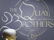 Tráiler póster 'the quay brothers', nuevo trabajo christopher nolan