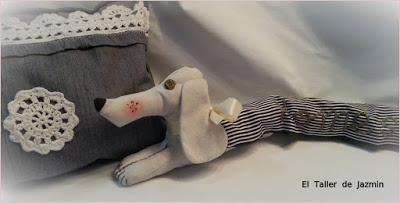 Burletes en forma de muñecos