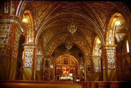 Iglesia de la Asunción de Villafranca de los Caballeros